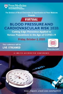 Blood Pressure and Cardiovascular Risk 2020: Cutting Edge Prevention Applied to Various Populations Banner