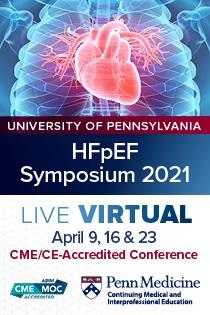 UPenn HFpEF Symposium 2021 Banner