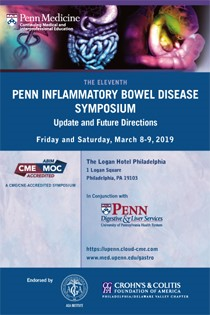 The 11th Penn Inflammatory Bowel Disease Symposium Banner