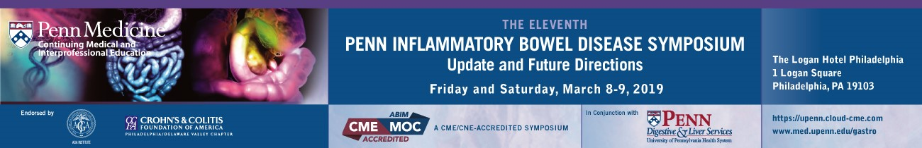 The 11th Penn Inflammatory Bowel Disease Symposium - Penn Medicine